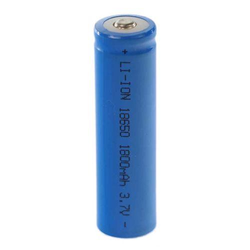 باتری لیتیوم یون مدل LN18650 ظرفیت 1800 میلی آمپر