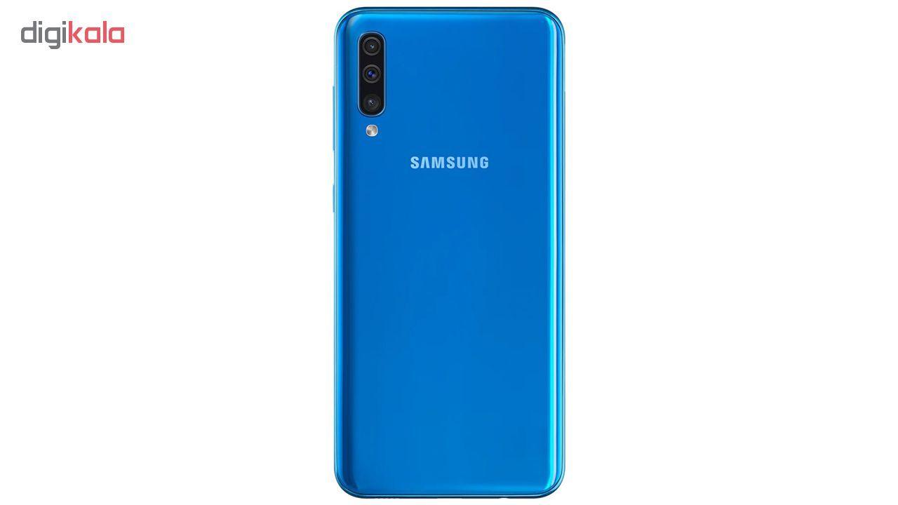 گوشی موبایل سامسونگ مدل Galaxy A50 SM-A505F/DS دو سیم کارت ظرفیت 128گیگابایت main 1 3