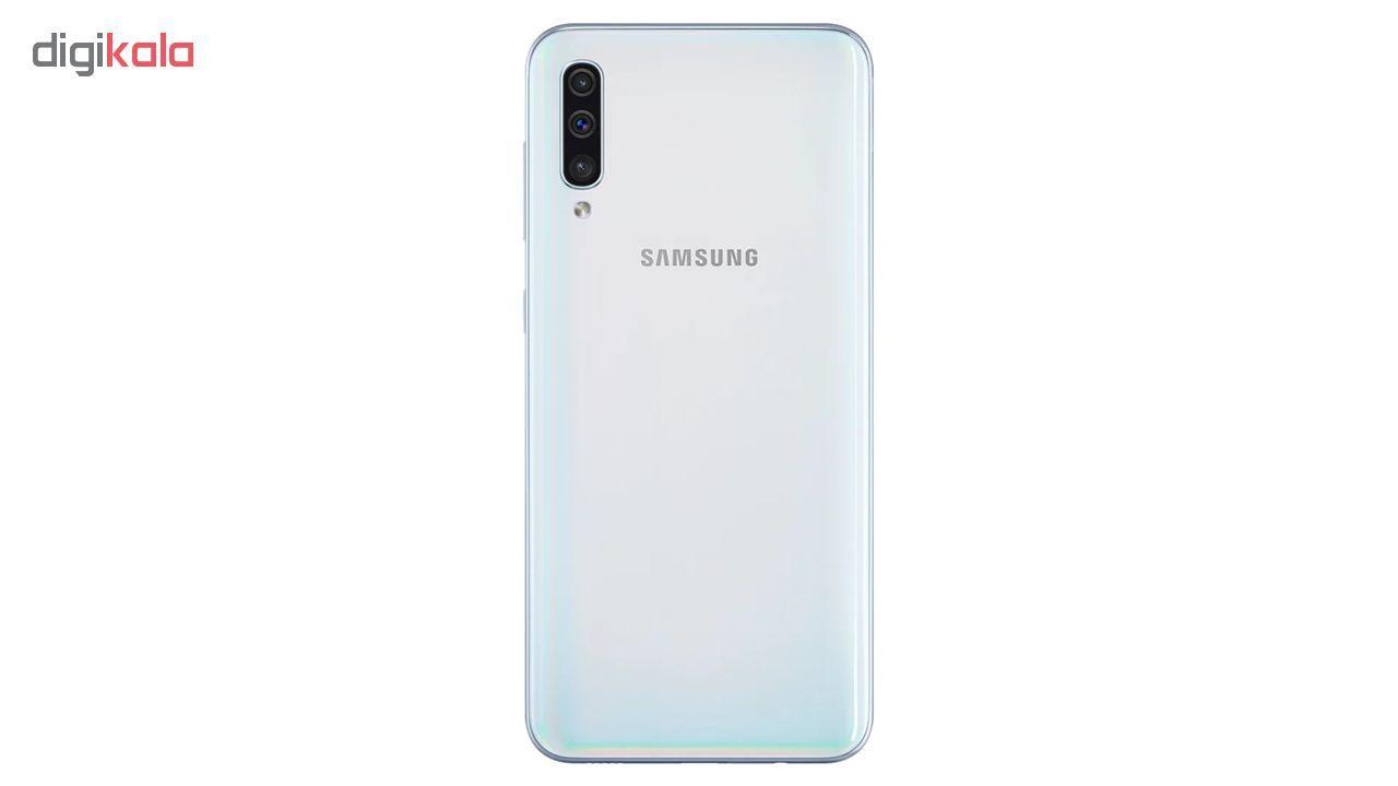 گوشی موبایل سامسونگ مدل Galaxy A50 SM-A505F/DS دو سیم کارت ظرفیت 128گیگابایت main 1 4