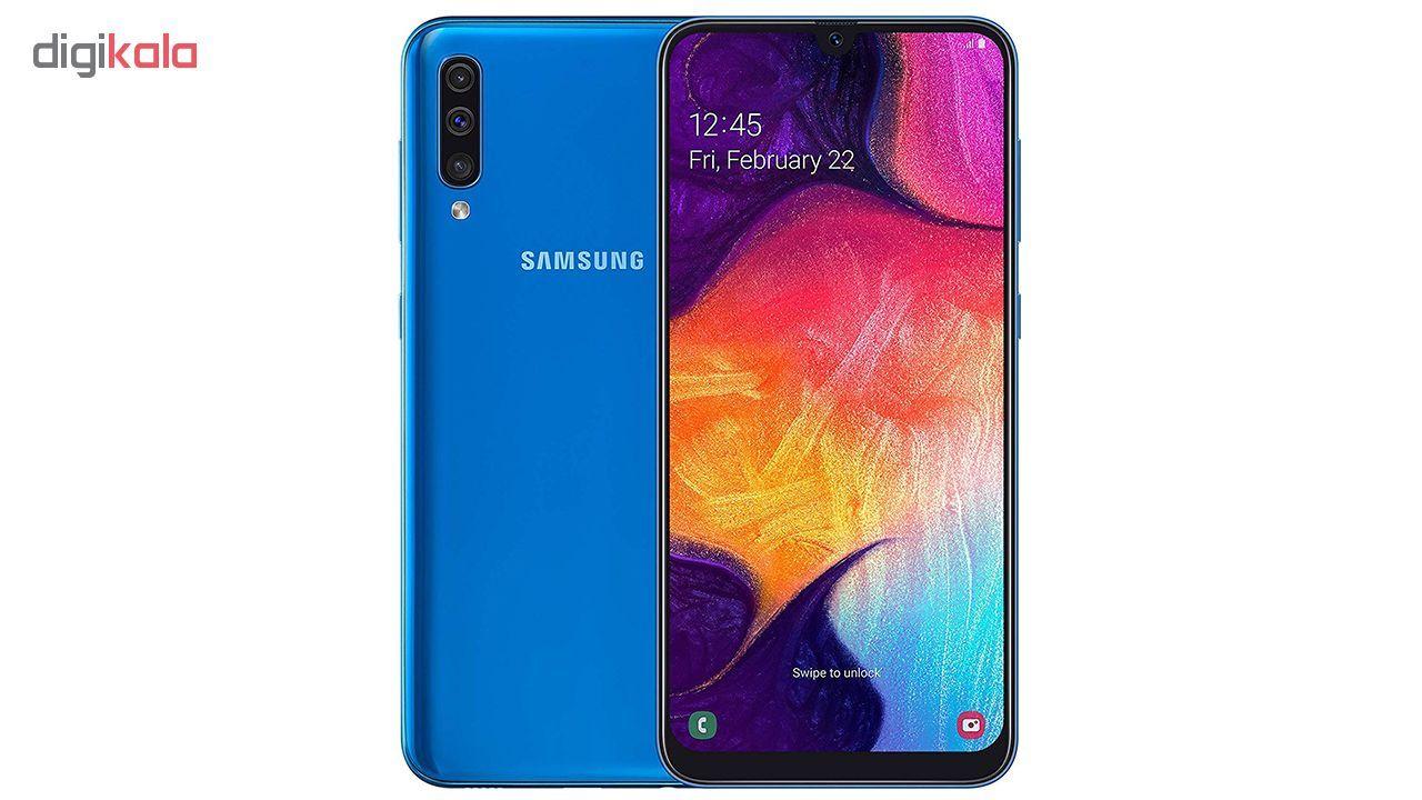 گوشی موبایل سامسونگ مدل Galaxy A50 SM-A505F/DS دو سیم کارت ظرفیت 128گیگابایت main 1 9