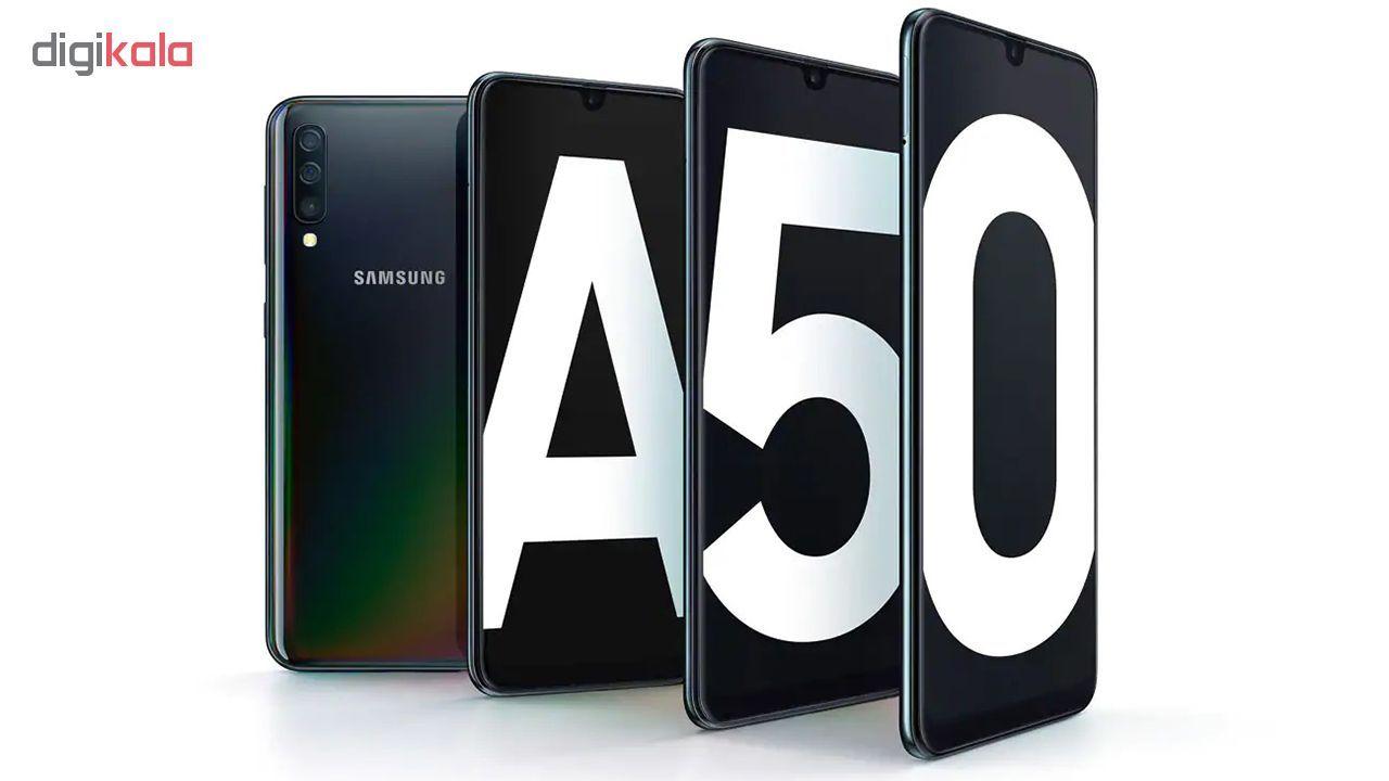 گوشی موبایل سامسونگ مدل Galaxy A50 SM-A505F/DS دو سیم کارت ظرفیت 128گیگابایت main 1 13