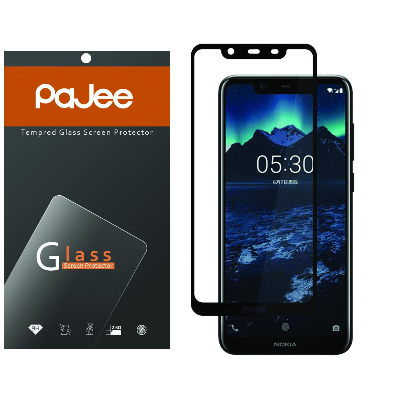 محافظ صفحه نمایش پاجی مدل P-NX7 مناسب برای گوشی موبایل نوکیا X7 / 7.1 PLUS/8.1