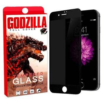 محافظ صفحه نمایش حریم شخصی گودزیلا مدل S0S مناسب برای گوشی موبایل اپل iPhone 7 Plus