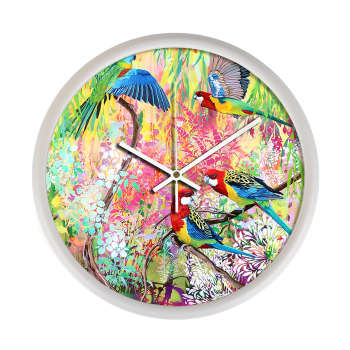 ساعت دیواری مینی مال لاکچری مدل 35Dio3_0444