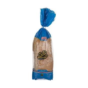 نان تست سبوس دیلی نان آوران مقدار 240 گرم