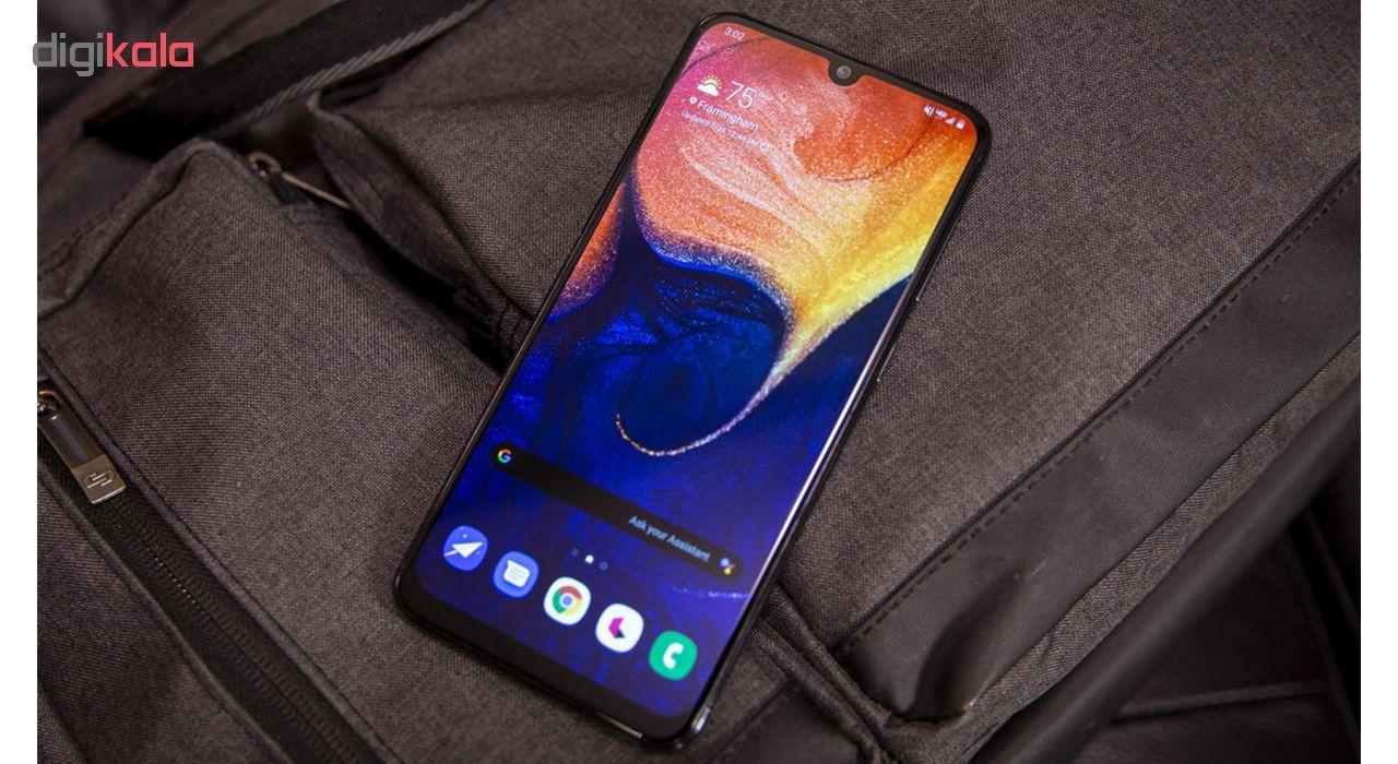 گوشی موبایل سامسونگ مدل Galaxy A50 SM-A505F/DS دو سیم کارت ظرفیت 128گیگابایت main 1 16