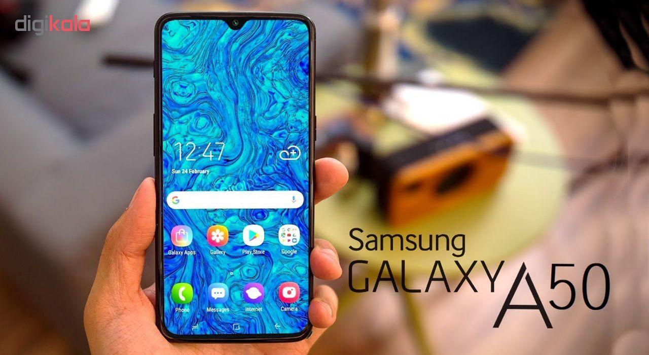 گوشی موبایل سامسونگ مدل Galaxy A50 SM-A505F/DS دو سیم کارت ظرفیت 128گیگابایت main 1 18