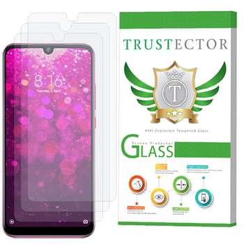 محافظ صفحه نمایش تراستکتور مدل GLS مناسب برای گوشی موبایل شیائومی Redmi Y3 بسته 3 عددی