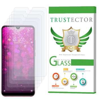 محافظ صفحه نمایش تراستکتور مدل GLS مناسب برای گوشی موبایل شیائومی Redmi Y3 بسته 5 عددی