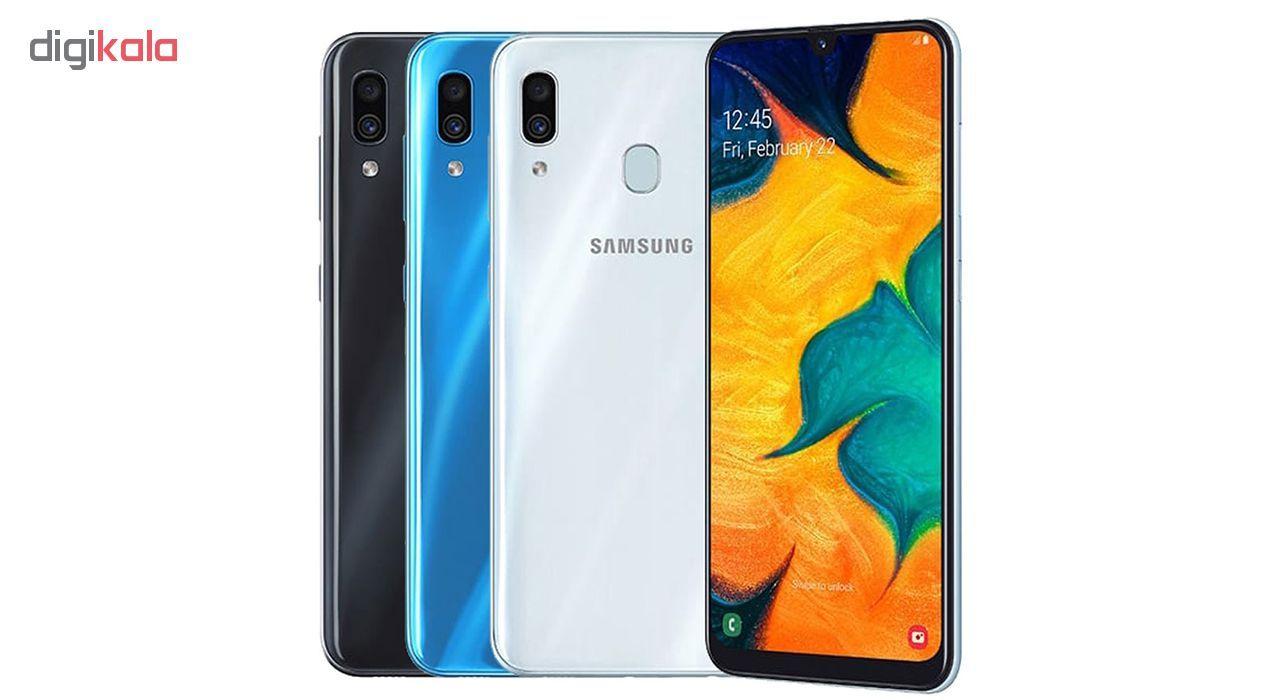 گوشی موبایل سامسونگ مدل Galaxy A30 SM-A305F/DS دو سیم کارت ظرفیت 64 گیگابایت main 1 10