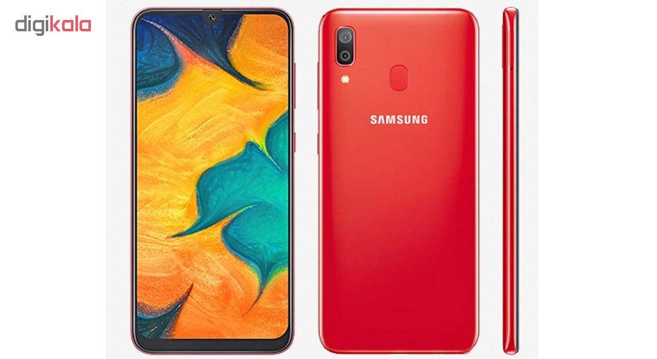 گوشی موبایل سامسونگ مدل Galaxy A30 SM-A305F/DS دو سیم کارت ظرفیت 64 گیگابایت main 1 11