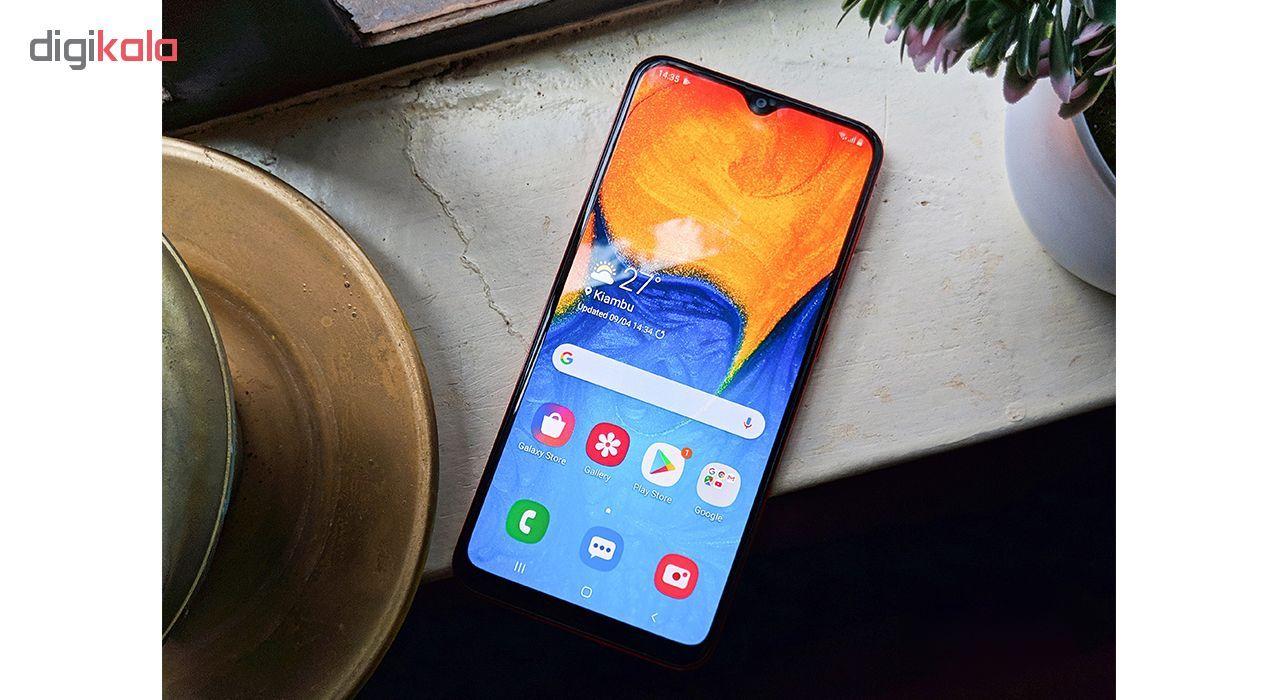 گوشی موبایل سامسونگ مدل Galaxy A20 SM-A205F/DS دو سیم کارت ظرفیت 32گیگابایت main 1 12