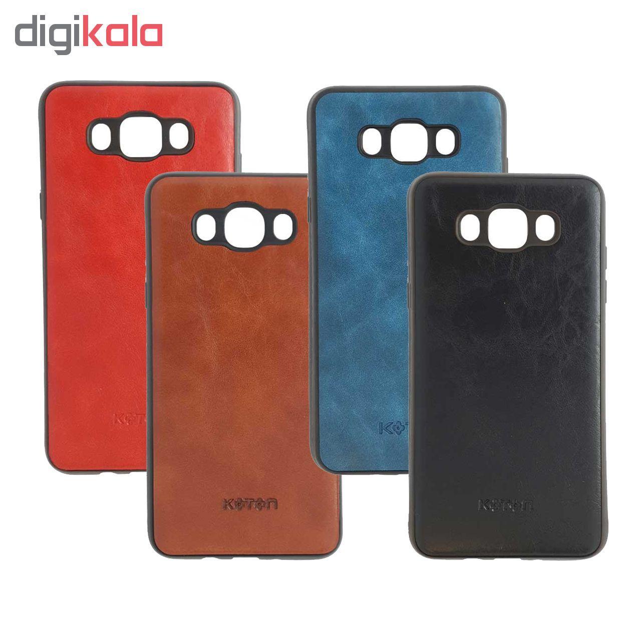 کاور ایبیزا  مدل K-25 مناسب برای گوشی موبایل سامسونگ Galaxy J7 Core main 1 6