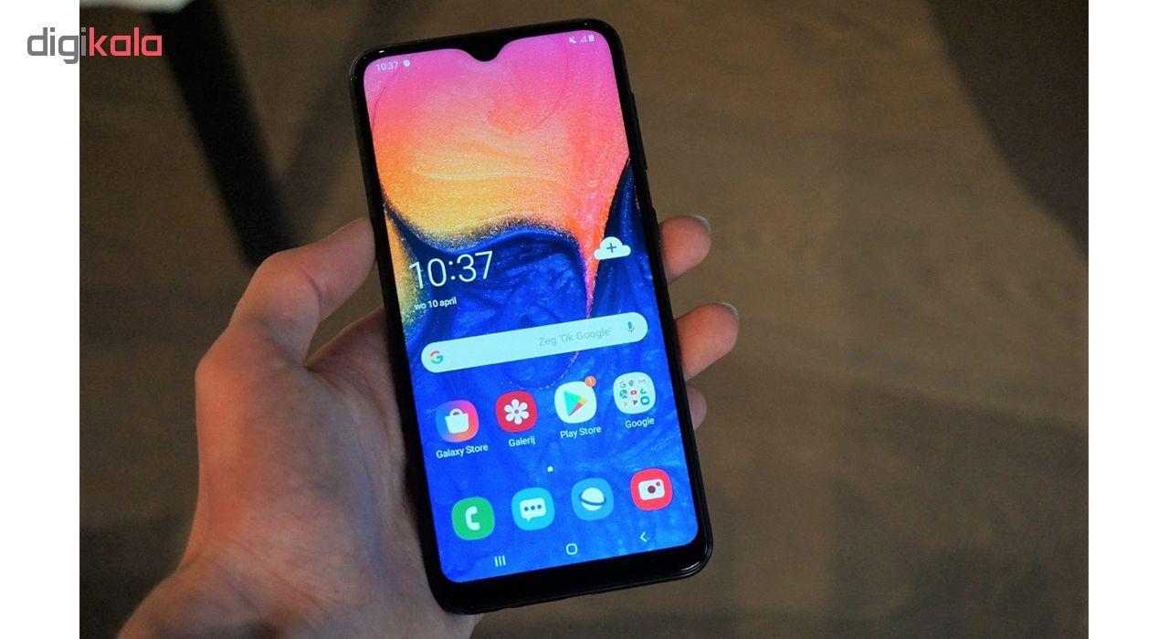 گوشی موبایل سامسونگ مدل Galaxy A10 SM-A105F/DS دو سیم کارت ظرفیت 32 گیگابایت main 1 13