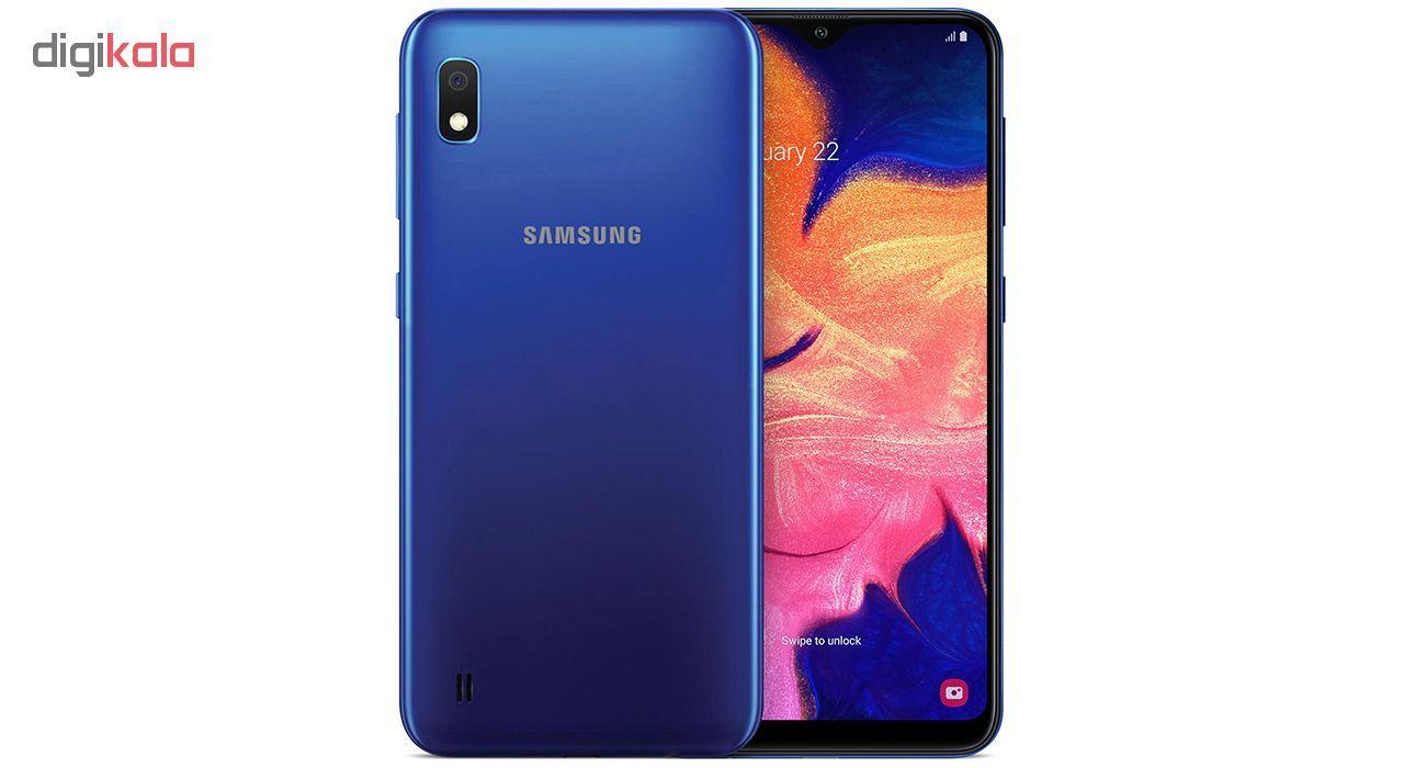 گوشی موبایل سامسونگ مدل Galaxy A10 SM-A105F/DS دو سیم کارت ظرفیت 32 گیگابایت main 1 11