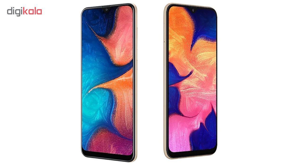 گوشی موبایل سامسونگ مدل Galaxy A10 SM-A105F/DS دو سیم کارت ظرفیت 32 گیگابایت main 1 12