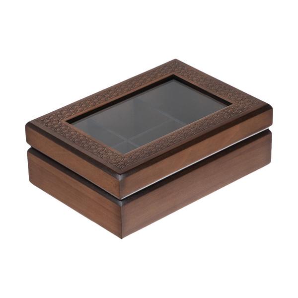 جعبه پذیرایی هُم آدیس مدل خاتم کد BT 024