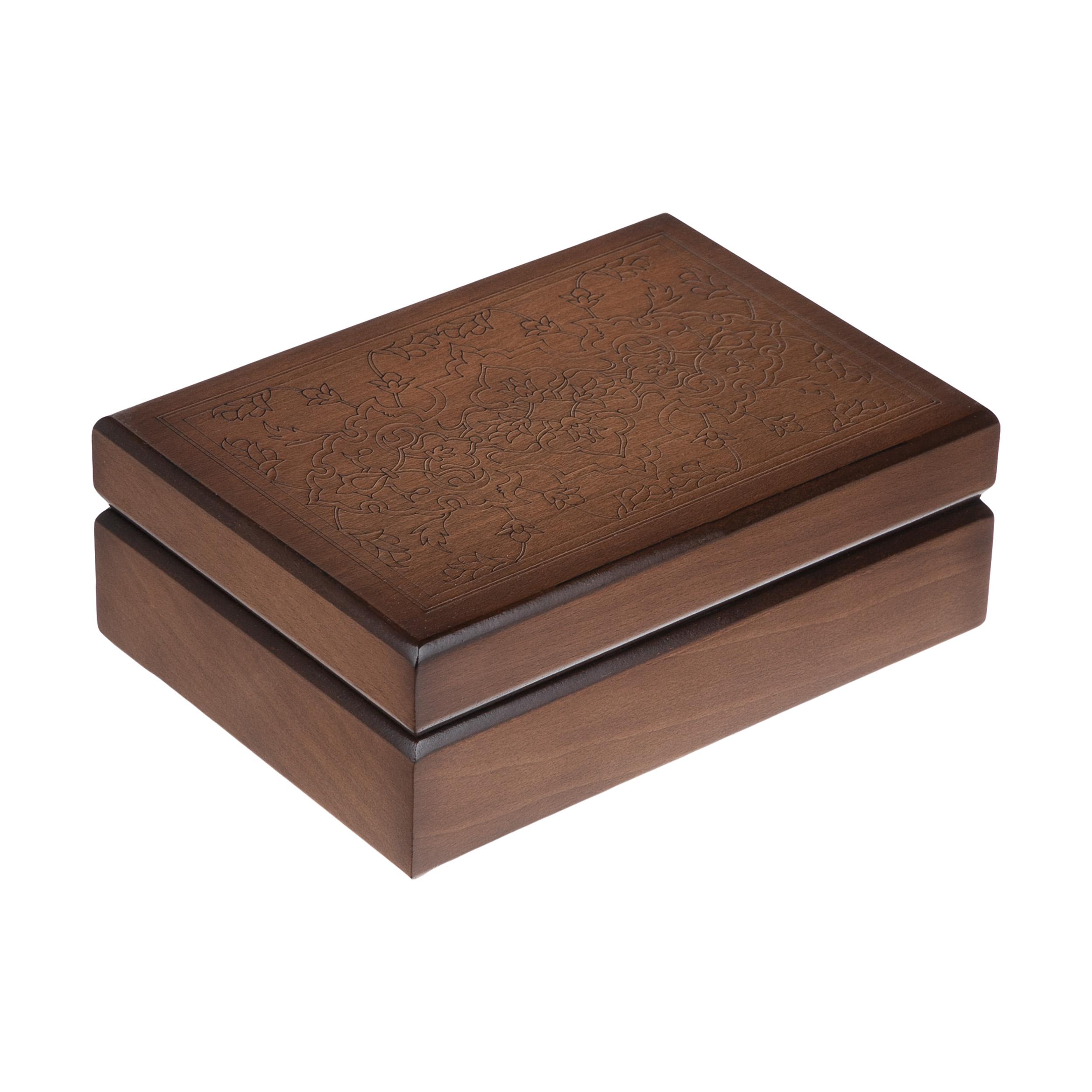 جعبه پذیرایی هُم آدیس مدل رویا کد BT 026