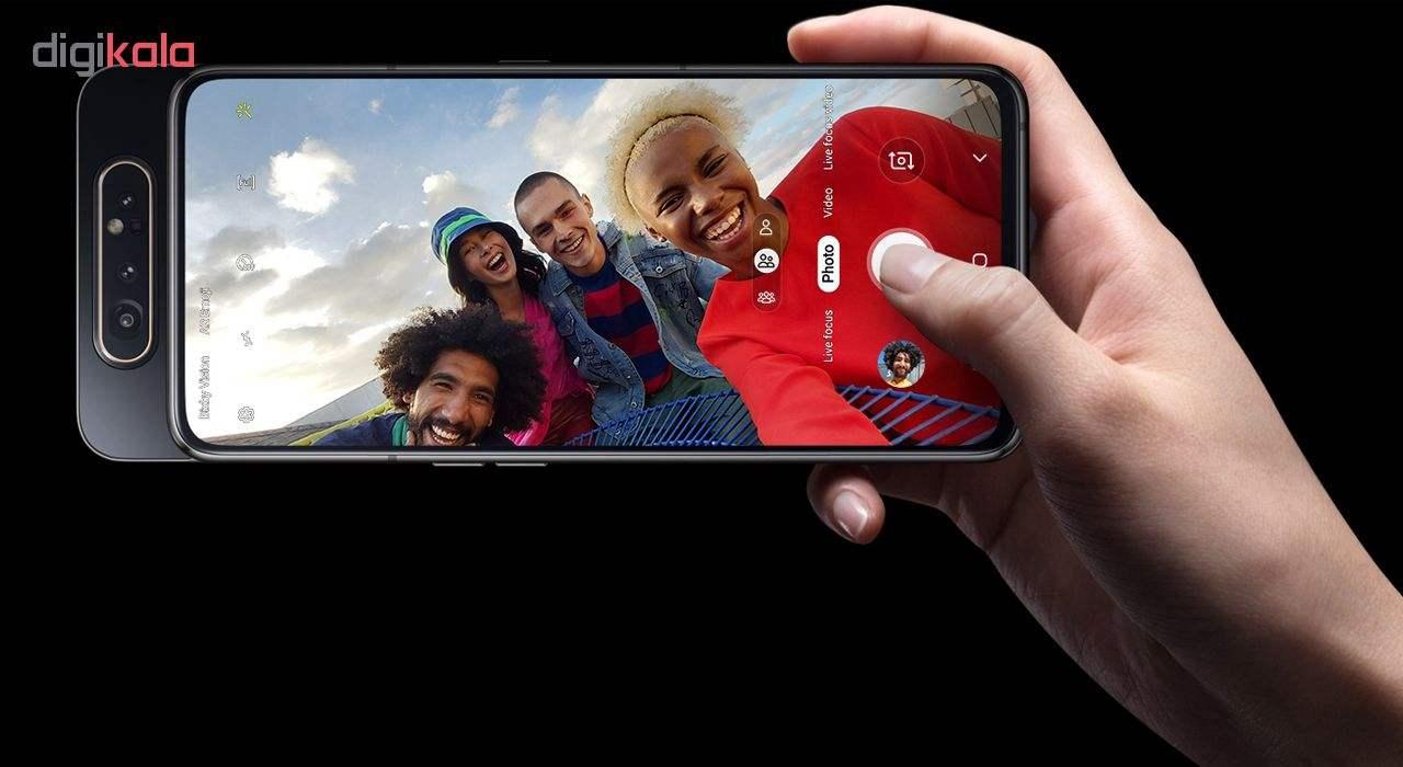 گوشی موبایل سامسونگ مدل Galaxy A80 SM-A805F/DS دو سیمکارت ظرفیت 128 گیگابایت main 1 20