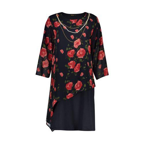 پیراهن زنانه ژیوانی کد 017