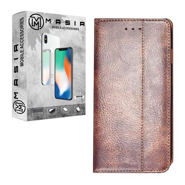 کیف کلاسوری مسیر مدل MLLVL-1 مناسب برای گوشی موبایل سامسونگ Galaxy A60