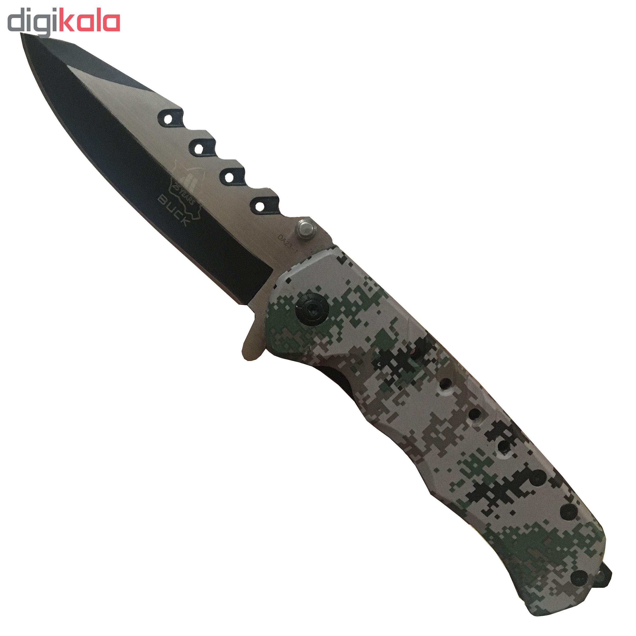 چاقو سفری مدل DA23-1