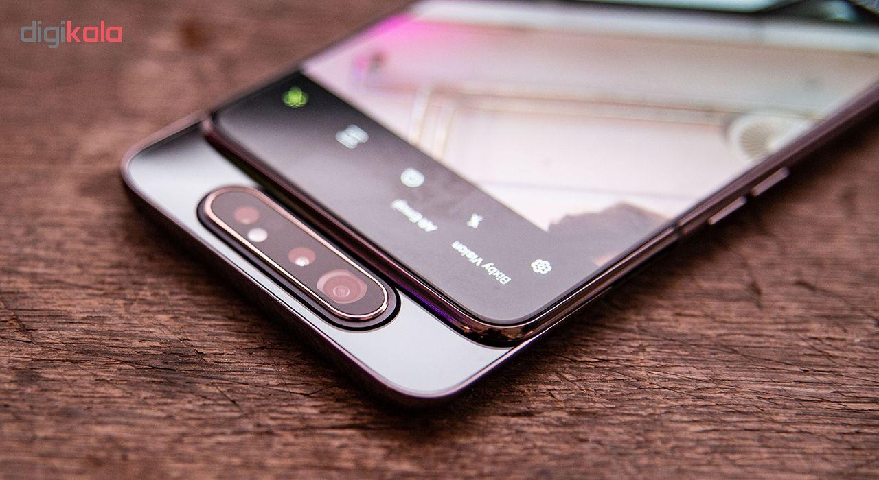 گوشی موبایل سامسونگ مدل Galaxy A80 SM-A805F/DS دو سیمکارت ظرفیت 128 گیگابایت main 1 14