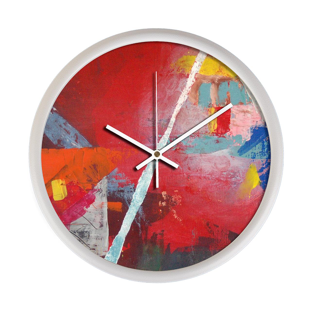 ساعت دیواری مینی مال لاکچری مدل 35Dio3_0494