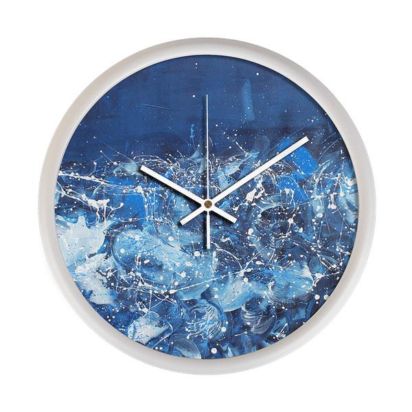 ساعت دیواری مینی مال لاکچری مدل 35Dio3_0495