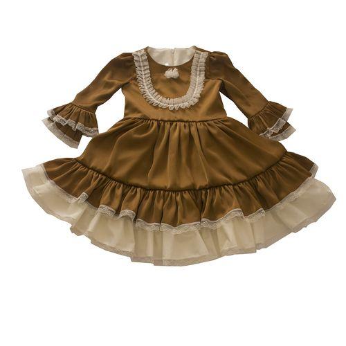 پیراهن دخترانه کد 901