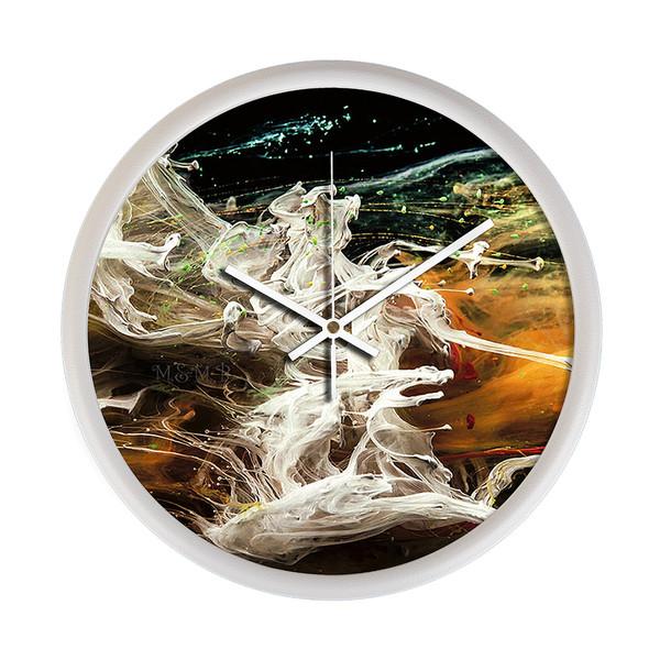 ساعت دیواری مینی مال لاکچری مدل 35Dio3_0513