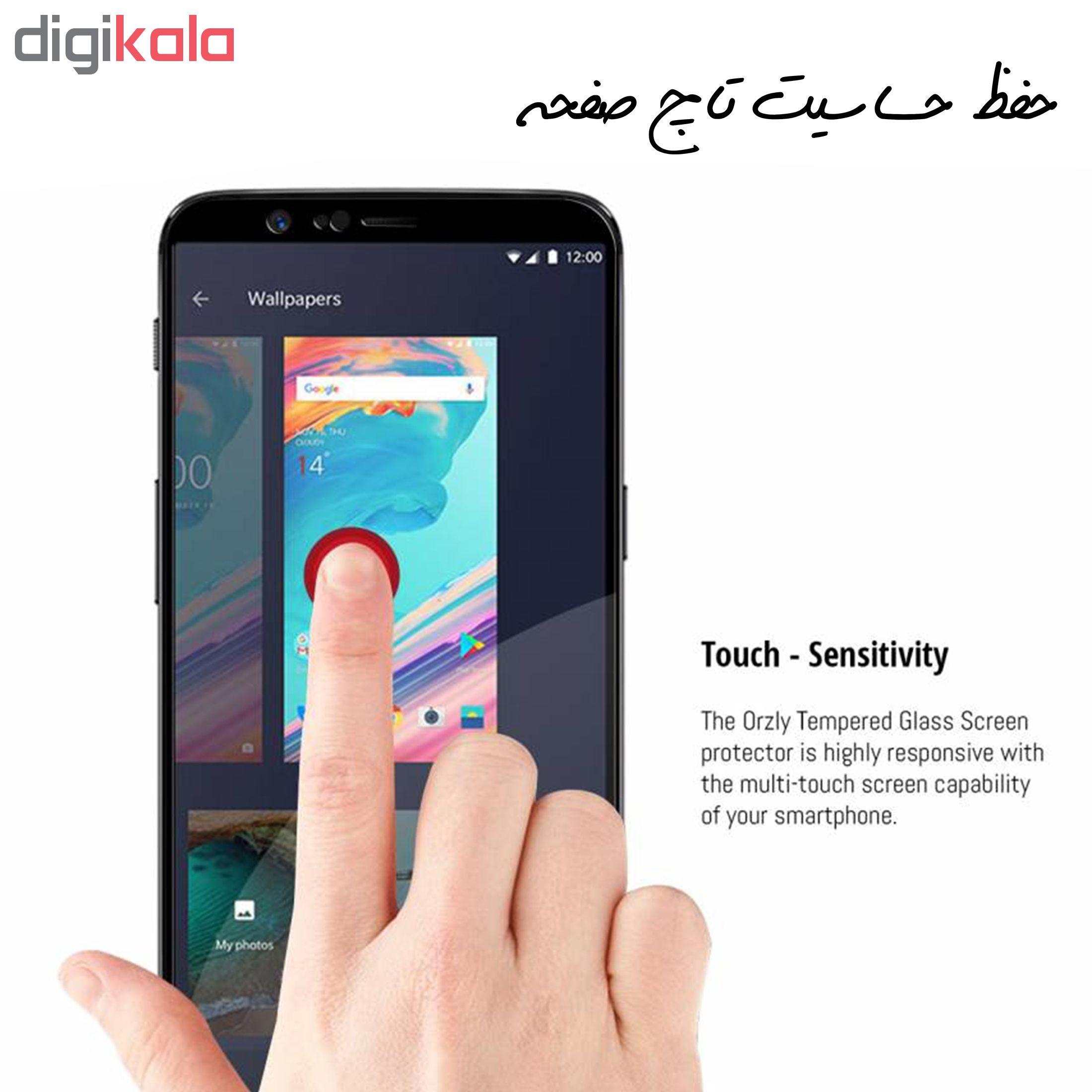 محافظ صفحه نمایش Hard and thick مدل F-01 مناسب برای گوشی موبایل سامسونگ Galaxy A7 2018 main 1 6