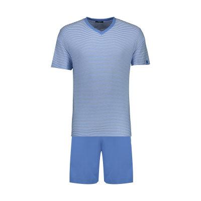 ست تی شرت و شلوارک مردانه پونتو بلانکو کد 60-34094