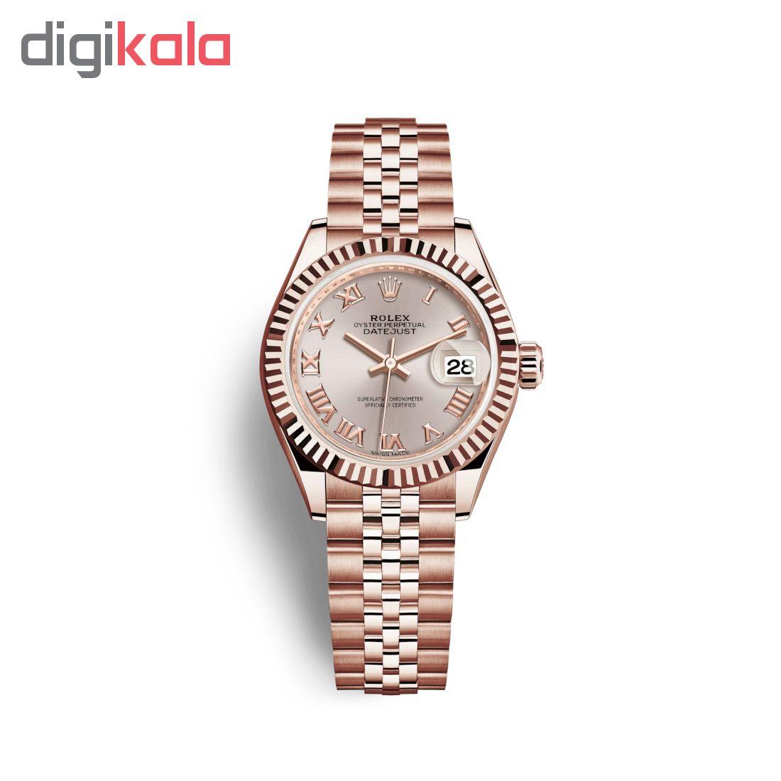 ساعت زنانه برند مدل دیت جاست کد HC2068