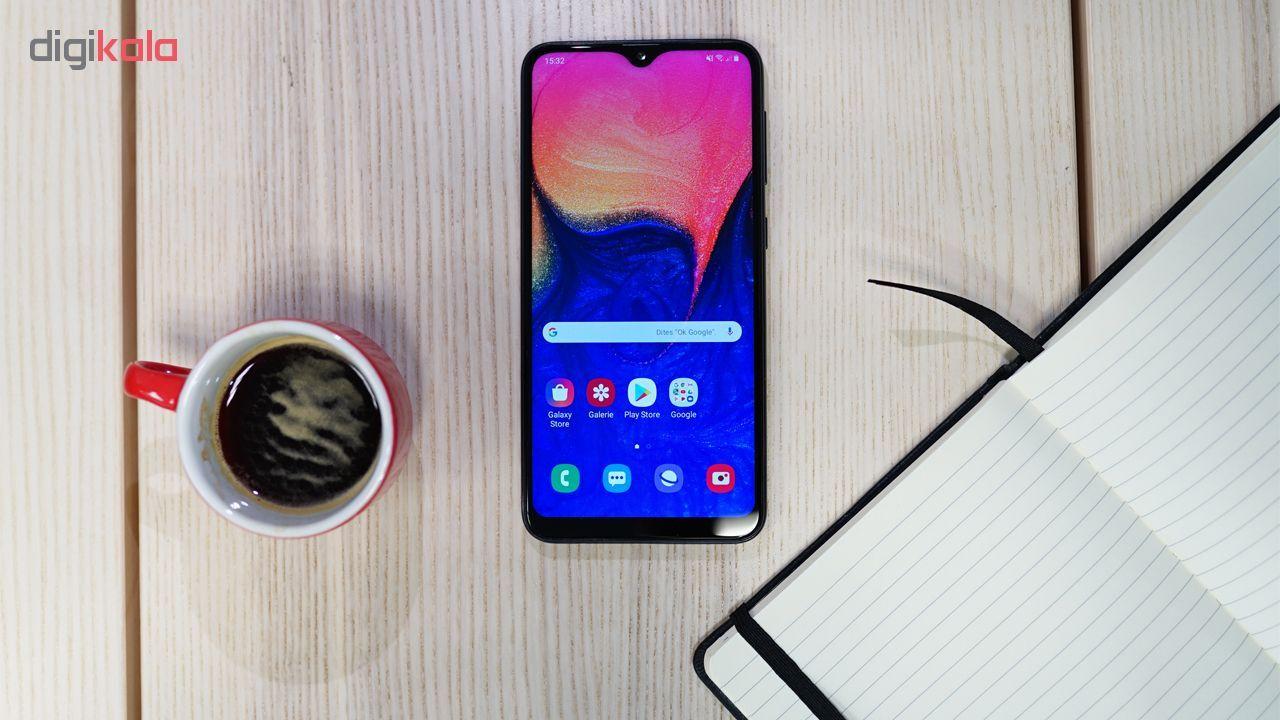 گوشی موبایل سامسونگ مدل Galaxy A10 SM-A105F/DS دو سیم کارت ظرفیت 32 گیگابایت main 1 14