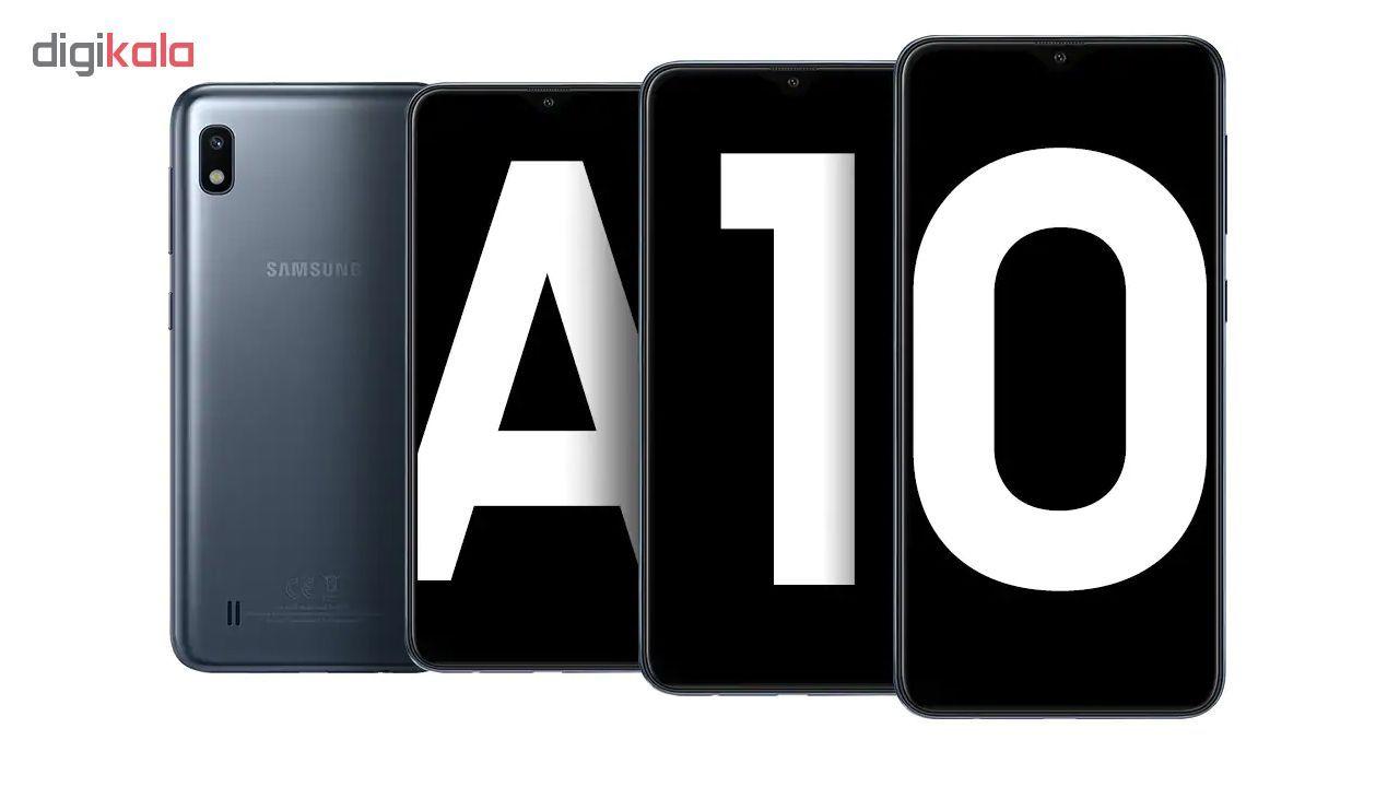گوشی موبایل سامسونگ مدل Galaxy A10 SM-A105F/DS دو سیم کارت ظرفیت 32 گیگابایت main 1 15