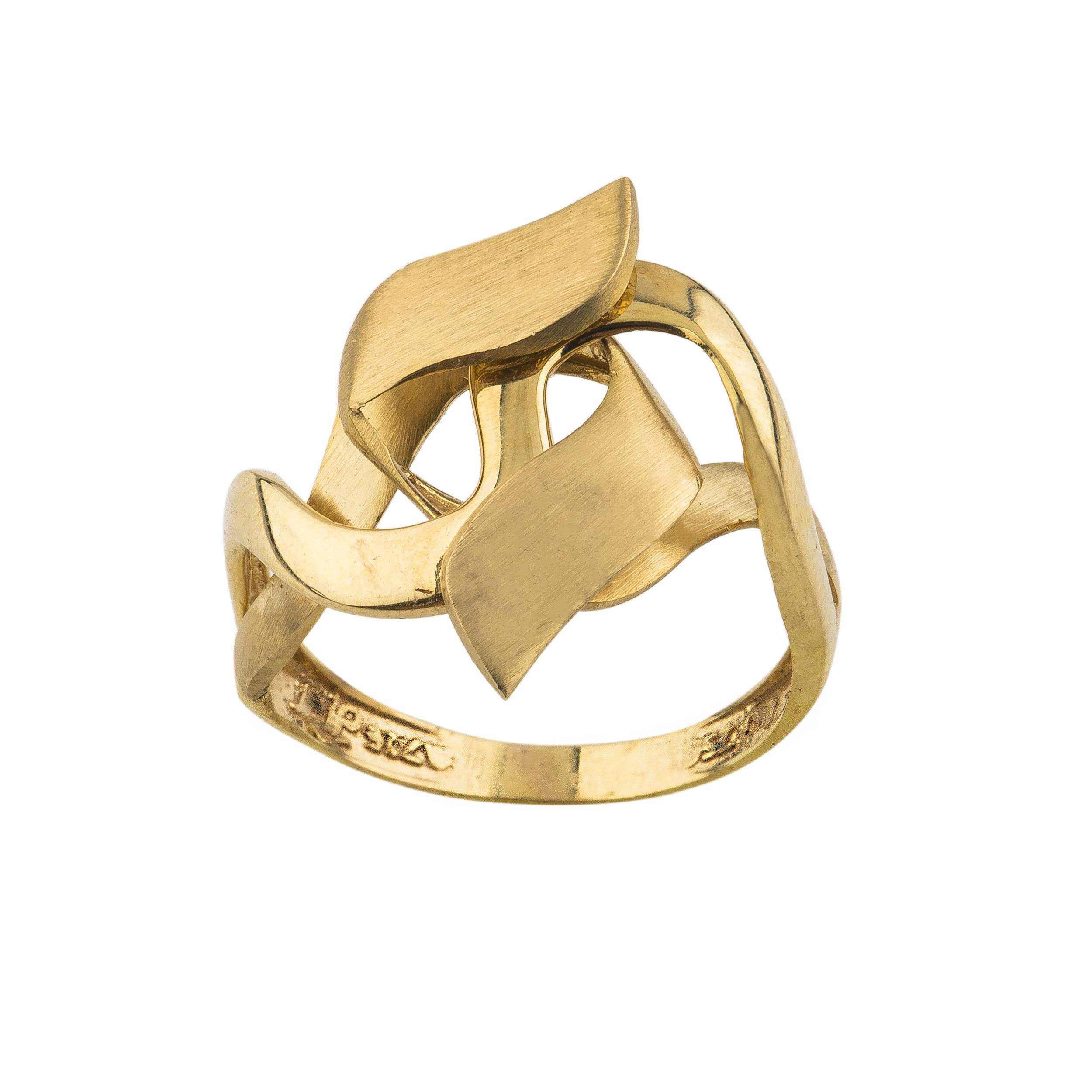 انگشتر طلا 18 عیار زنانه کد R139