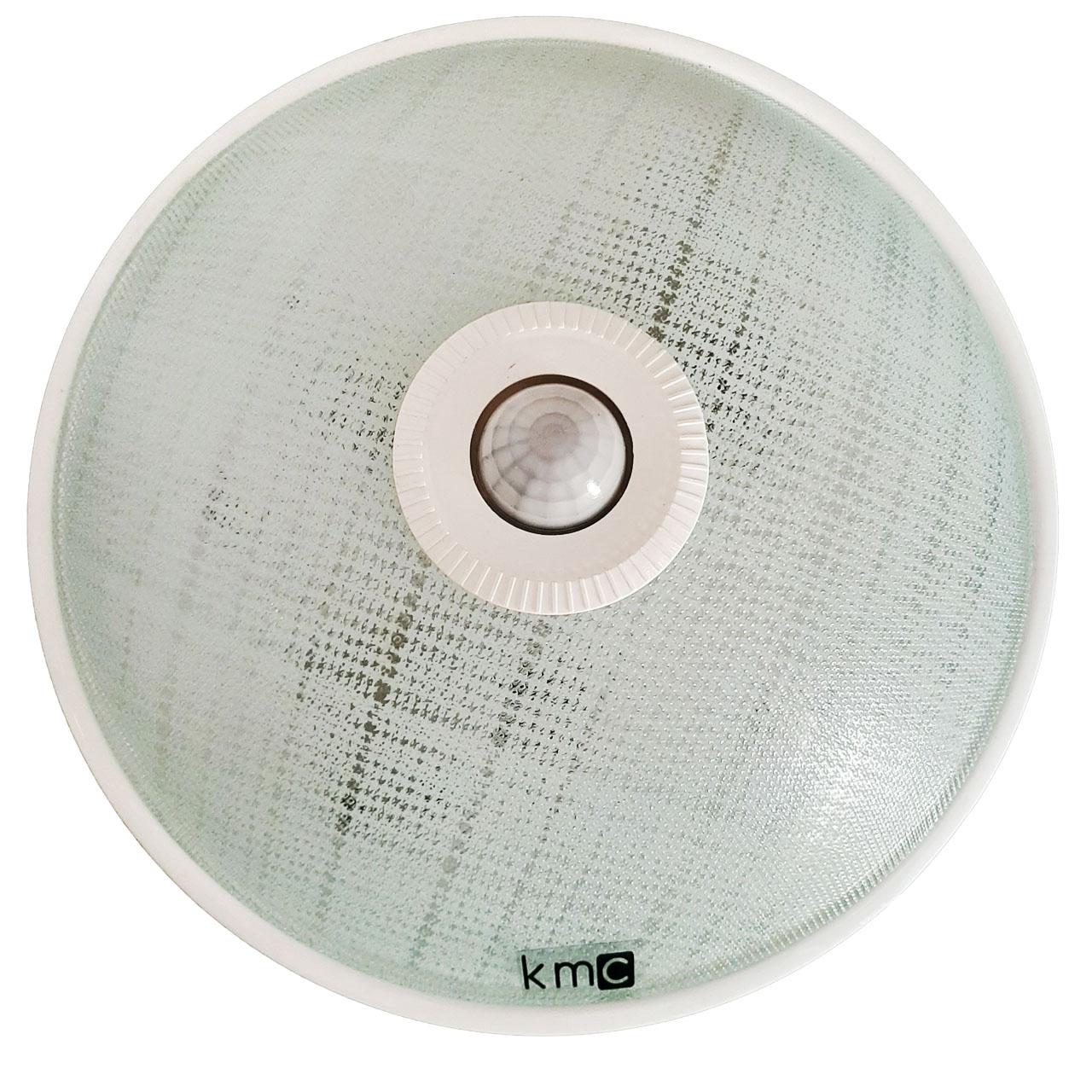 چراغ سقفی سنسور دار کی ام سی مدل FE2