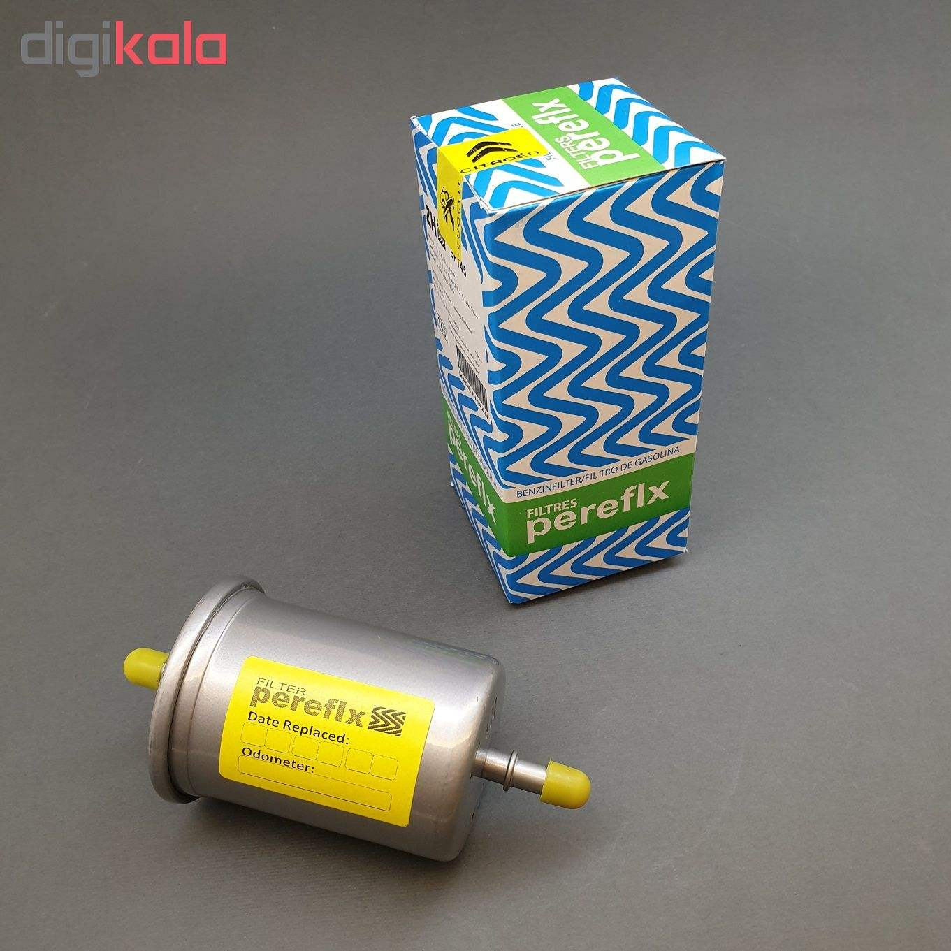 فیلتر بنزین خودرو مدل EP145 مناسب برای گروه پژو main 1 2