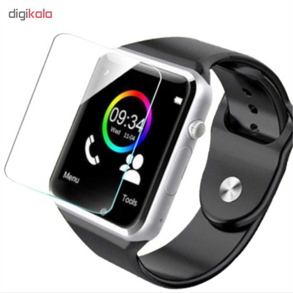 ساعت هوشمند جی تب مدل W101 Hero به همراه محافظ صفحه نمایش main 1 5