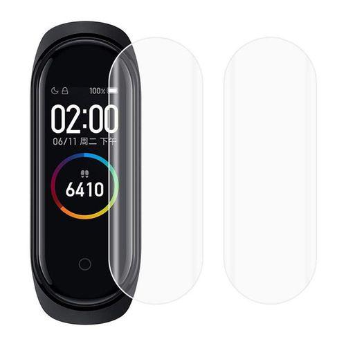 مچ بند هوشمند شیائومی مدل Mi Band 4 Global version به همراه محافظ صفحه نمایش