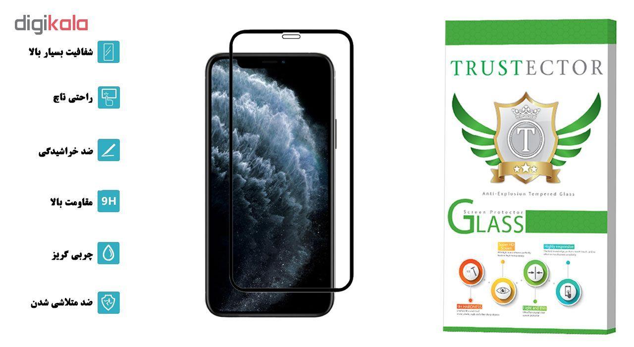محافظ صفحه نمایش تراستکتور مدل GSS مناسب برای گوشی موبایل اپل iPhone 11 Pro main 1 2