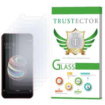 محافظ صفحه نمایش تراستکتور مدل GLS مناسب برای گوشی موبایل شیائومی Mi A1 / Mi 5X بسته 5 عددی