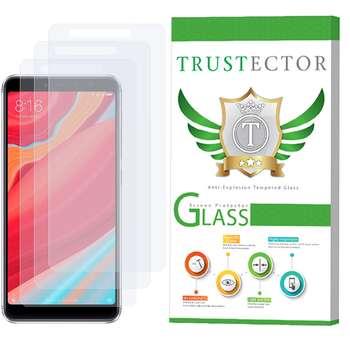 محافظ صفحه نمایش تراستکتور مدل GLS مناسب برای گوشی موبایل شیائومی Redmi S2 / Redmi Y2 بسته 3 عددی