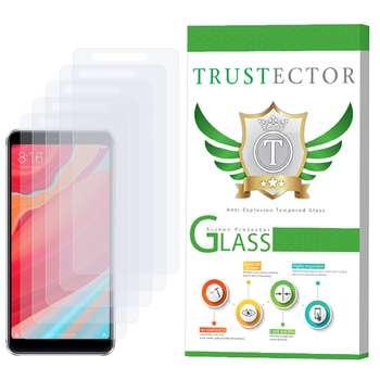 محافظ صفحه نمایش تراستکتور مدل GLS مناسب برای گوشی موبایل شیائومی Redmi S2 / Redmi Y2 بسته 5 عددی