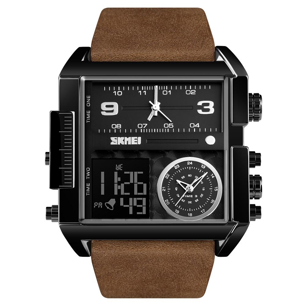 کد تخفیف                                      ساعت مچی عقربه ای مردانه اسکمی مدل 1391