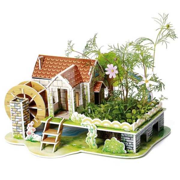 ساختنی مای زیلیپو مدل Rainbow House z-006
