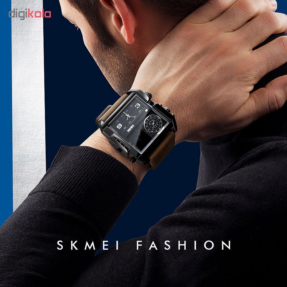 ساعت مردانه اسکمی مدل 1391