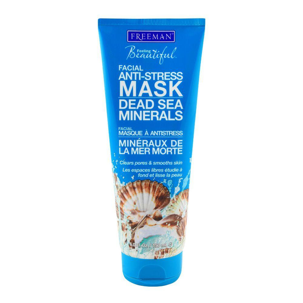ماسک صورت فریمن سری کانیهای دریایی حجم 150 میلی لیتر