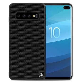 کاور نیلکین مدل Textured-2019 مناسب برای گوشی موبایل سامسونگ Galaxy S10 Plus